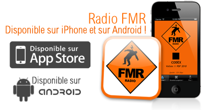 Radio FMR disponible sur Iphone !
