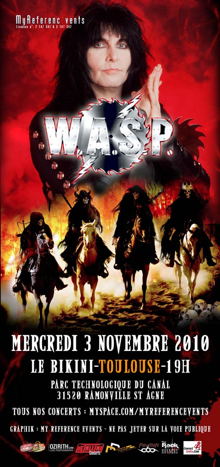 Flyer Wasp Toulouse net